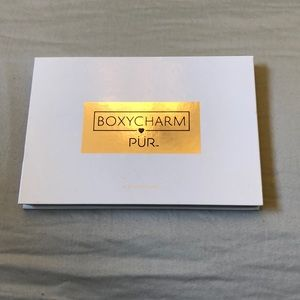 Pur Makeup - Pur and boxycharm collab eyeshadow palette
